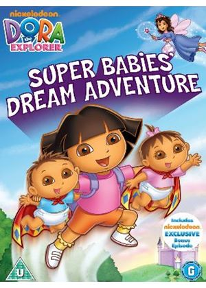 Dora The Explorer: Super Babies Dream Adventure