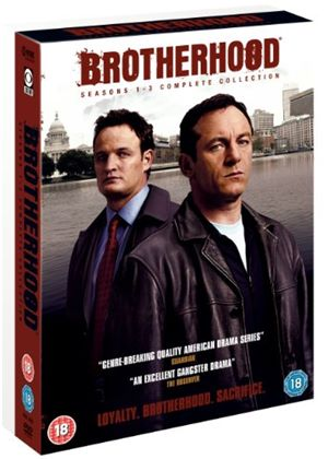 Brotherhood - Complete 1-3 Box Set