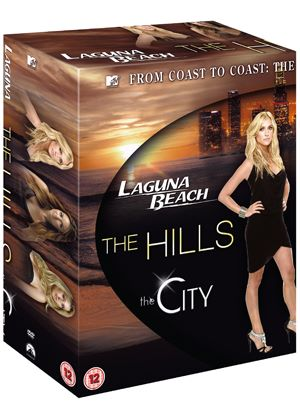 The Hills, The City + Laguna Beach - Complete Box Set