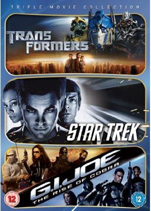 Transformers / Star Trek / G.I. Joe