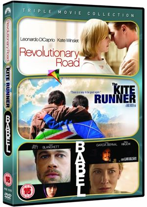 Revolutionary Road / Kite Runner / Babel (Triple Pack)