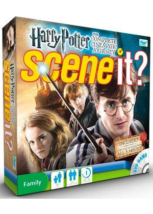 Harry Potter - Scene It: The Complete Cinematic Journey
