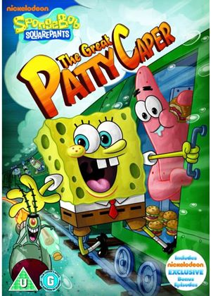 SpongeBob Squarepants: The Great Patty Caper