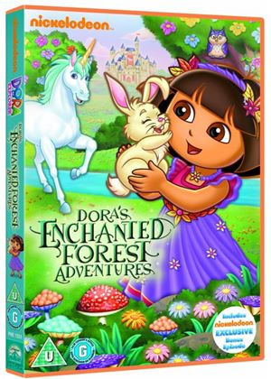 Dora The Explorer: The Enchanted Forest