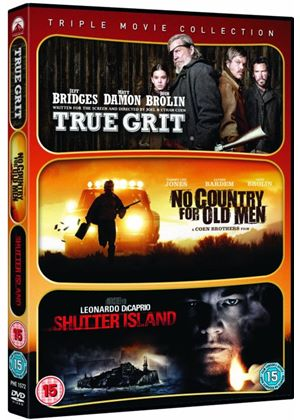 True Grit / No Country for Old Men / Shutter Island (Triple Pack) (2010)