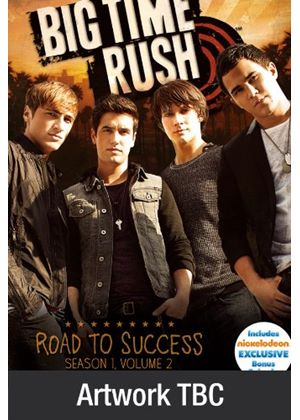 Big Time Rush: Season 1, Volume 2