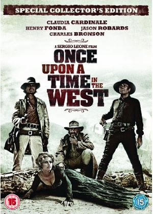 Once A Upon A Time In The West