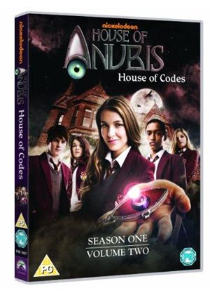 House Of Anubis - Season 1, Volume 2