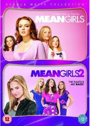 Mean Girls 1 / Mean Girls 2 - 2012 Double Pack