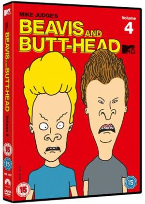 Beavis And Butt-head - The Mike Judge Collection - Vol.4