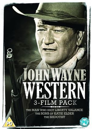 John Wayne: Western Triple (The Man Who Shot Liberty Valance, The Sons of Katie Elder, The Shootist)