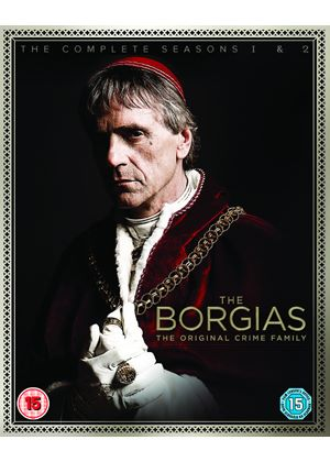 The Borgias - Seasons 1-2