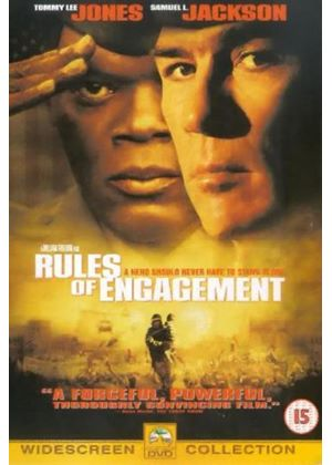 Rules Of Engagement (Wide Screen)