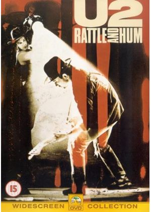 U2: Rattle And Hum (Music DVD)