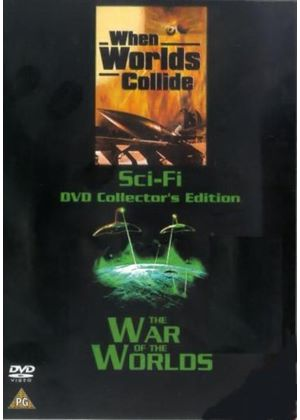 War Of The Worlds, The / When Worlds Collide (Double Pack)