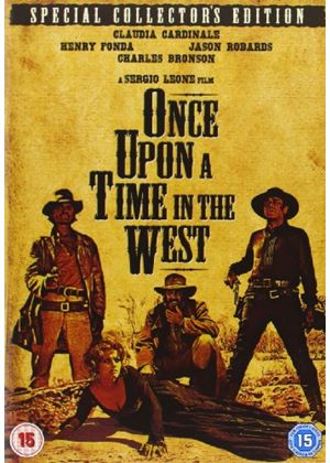 Once Upon A Time In The West (2 Disc Collector's Edition)