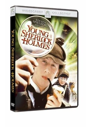 Young Sherlock Holmes And The Pyramid Of Fear