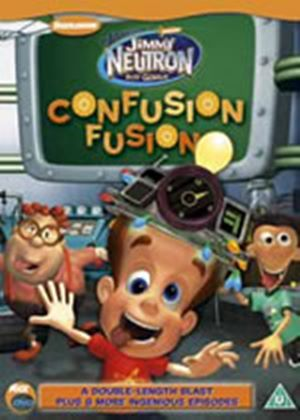 Jimmy Neutron - Confusion Fusion (Animated)
