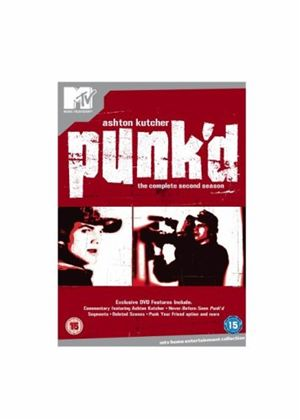 MTVs Punkd - The Complete Season 2