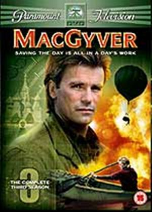 MacGyver - The Complete Third Season (Season 3) (Five Discs) (Box Set)