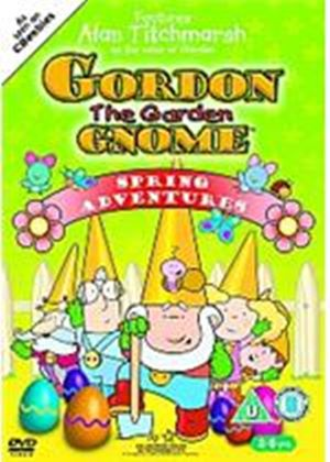 Gordon The Garden Gnome - Spring Adventures