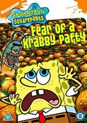 Spongebob Squarepants - Fear Of Krabby Patty (Animated)