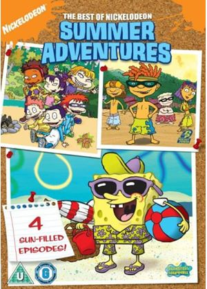 Nickelodeon - Best Of Nickelodeon Summer Adventures