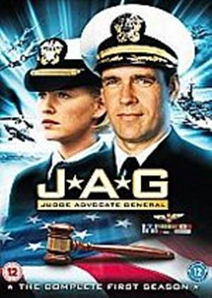 JAG - The Complete First Season (Six Discs) (Box Set)