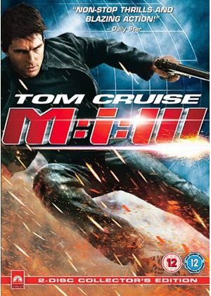 Mission Impossible 3 (MI3) (2 Disc Special Edition)