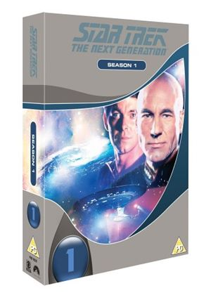 Star Trek The Next Generation - Season 1 (Slim Box Set)