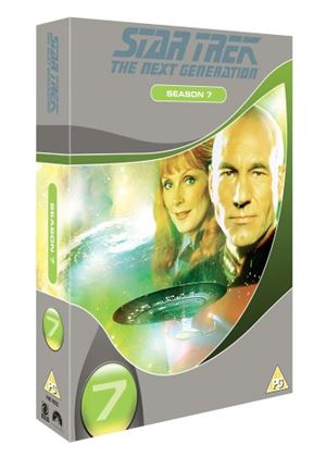 Star Trek The Next Generation - Season 7 (Slim Box Set)
