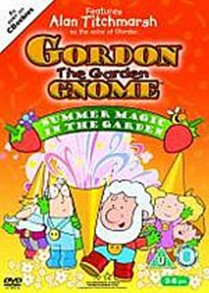 Gordon The Garden Gnome - Summer Magic In The Garden