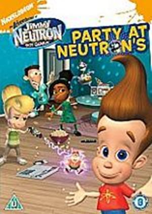 Jimmy Neutron: Party At Neutrons (Animated)