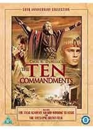 Ten Commandments, The (50th Anniversary Edition) (Three Discs)