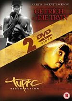 Get Rich Or Die Tryin/Tupac - Resurrection (Two Discs)