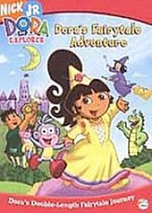 Dora The Explorer - Fairytale Adventure