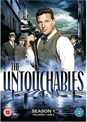 The Untouchables: Season 1 (1960)
