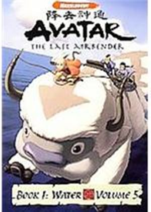 Avatar - The Last Airbender - Book 1 - Water Vol.5