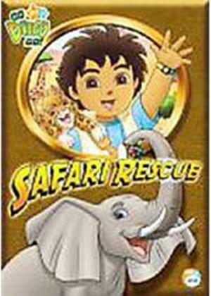 Go Diego Go - Safari Rescue