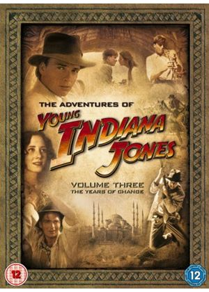 Adventures Of Young Indiana Jones Vol.3