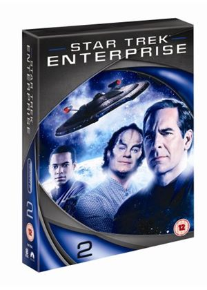 Star Trek - Enterprise - Series 2 - Complete (Slim Box Set)