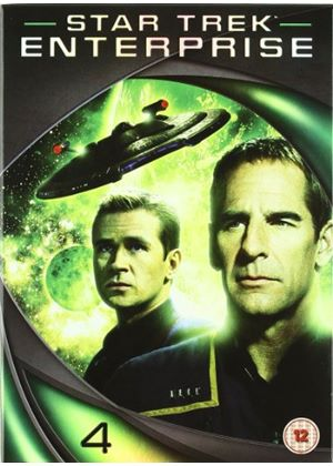 Star Trek - Enterprise - Series 4 - Complete (Slim Box Set)