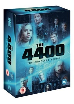 The 4400 - The Complete Collection