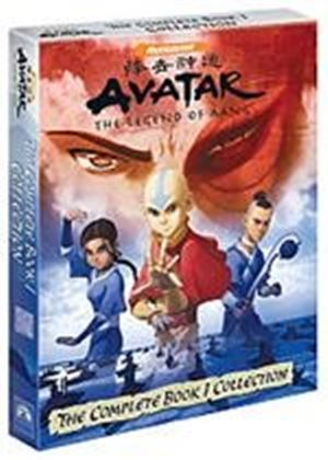 Avatar - The Legend Of Aang - Book 1