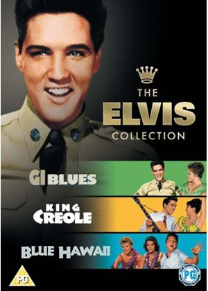 Elvis - G.I. Blues / King Creole / Blue Hawaii