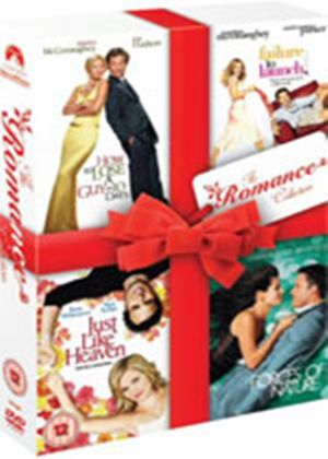 Romance Collection - How To Lose A Guy in 10 Days / Failure To Launch / Just Like Heaven / Forces of Nature)