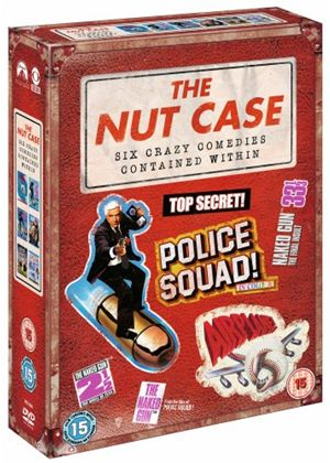 The Nutcase Comedy Collection (Airplane, Top Secret, Police Squad, The Naked Gun, The Naked Gun 2 1/2, and The Naked Gun 33 1/3)