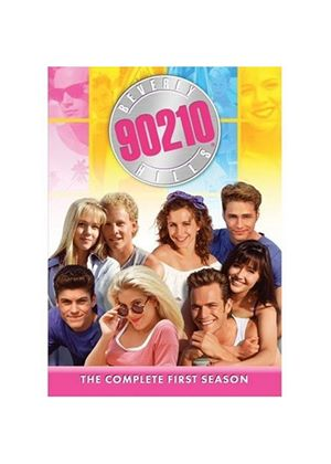 Beverly Hills 90210: The First Season