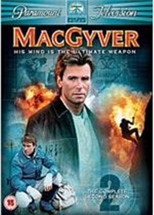MacGyver - The Complete Second Season [New Slim Packaging]