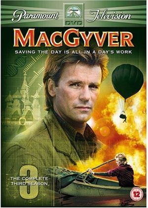 MacGyver - The Complete Third Season [New Slim Packaging]